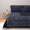Rajasthani Print Double Bed Sheet