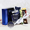 Rasasi Blue Lady Personalized Perfume Hamper