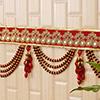 Red Beads Traditional Bandhanwar