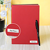 Red Diary and Pen Combo