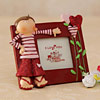 Red Funny Boy Photo Frame