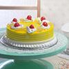 Regular Half Kg Round Pineapple Cake