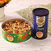 Roasted Coriander Cashew Nut & Mewa Dalmoth Namkeen