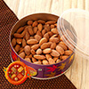 Roasted & Salted Almonds with Tikka