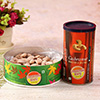 Roasted & Salted Cashew Nut with Almonds in CD Box