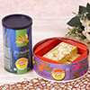 Roasted & Salted Pistachio with Batisa in a CD Box