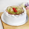 Round Shape Mix Fruit Cake (2 Kg)