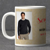 Save the date Personalized Wedding Cushion & Mug
