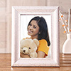 Self Patterned Personalized Photo Frame
