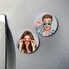 Set of 2 Personalized Fridge Magnets
