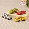 Set of 4 Sports Cars