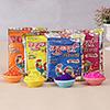 Set of Colorful Gula