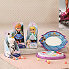 Set of MiniDolls with Makeup Kit for Girls