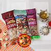 Set of Trail mix, Almonds, Cashews and Tikka Kit