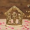Shree Ram Darbar Brass Idols Figures
