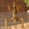 Shringaar Themed Antique Brass Showpiece