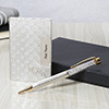 Silver 2 in 1 Personalized Gift Set
