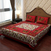 Soft Cotton Multicolor Bed Cover
