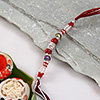 Sparkling Beaded Rakhi