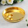 Special Gold Plated Puja Thali & Katori