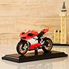 Sporty Red & White Ducati Bike for Kids
