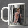 Strokes and Lines Personalized Birthday Mug