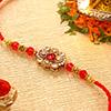 Stylish & Elegant Kundan Rakhi