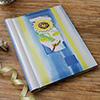 Sunflower Designed Personalized Photo Album