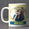 Super Girl Personalized Birthday Mug