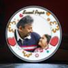 Sweet Papa Personalized LED Photo Frame