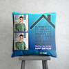 Thank your Wife Personalized Birthday Cushion