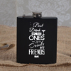 The Best Drinks Personalized Hip Flask