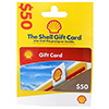The Shell $50 Gift Card