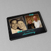 Time Flies by Personalized Wooden Rectangle A5 Puzzle