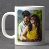 To the Bride and Groom Personalized Mug