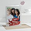 Together We Win Personalized Valentine Greeting Card