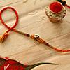 Traditional and Auspicious Mauli Rakhi