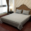 Traditional Bed Sheet in Classic Color Combination