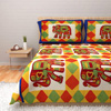 Traditional Cotton Bed Sheet