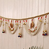 Traditional Pearl & Ganesha Bandhanwar