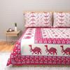 Traditional Rajasthani Bed Set