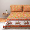 Traditional Rajasthani Cotton Bed Sheet