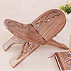 Traditional Wooden Holy Book Stand