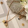 Trendy Single Strand Neckpiece