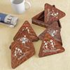Triangular Tribal Coaster Set