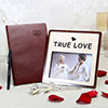 True Love Forever Personalized Hamper