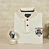 U.S. Polo Assn. T-shirt & Maxima Watch Gift Hamper
