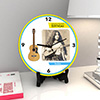 Untold Stories Personalized Birthday Clock