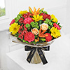 Vibrant Hand Tied (Large)