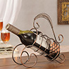 Well Crafted Metal Bottle Holder